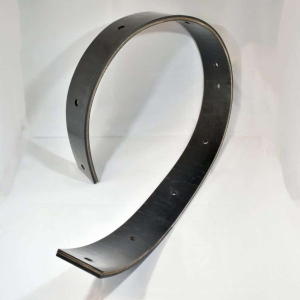 Reinforced Rubber Cutting Edge for the John Deere 54 Blade
