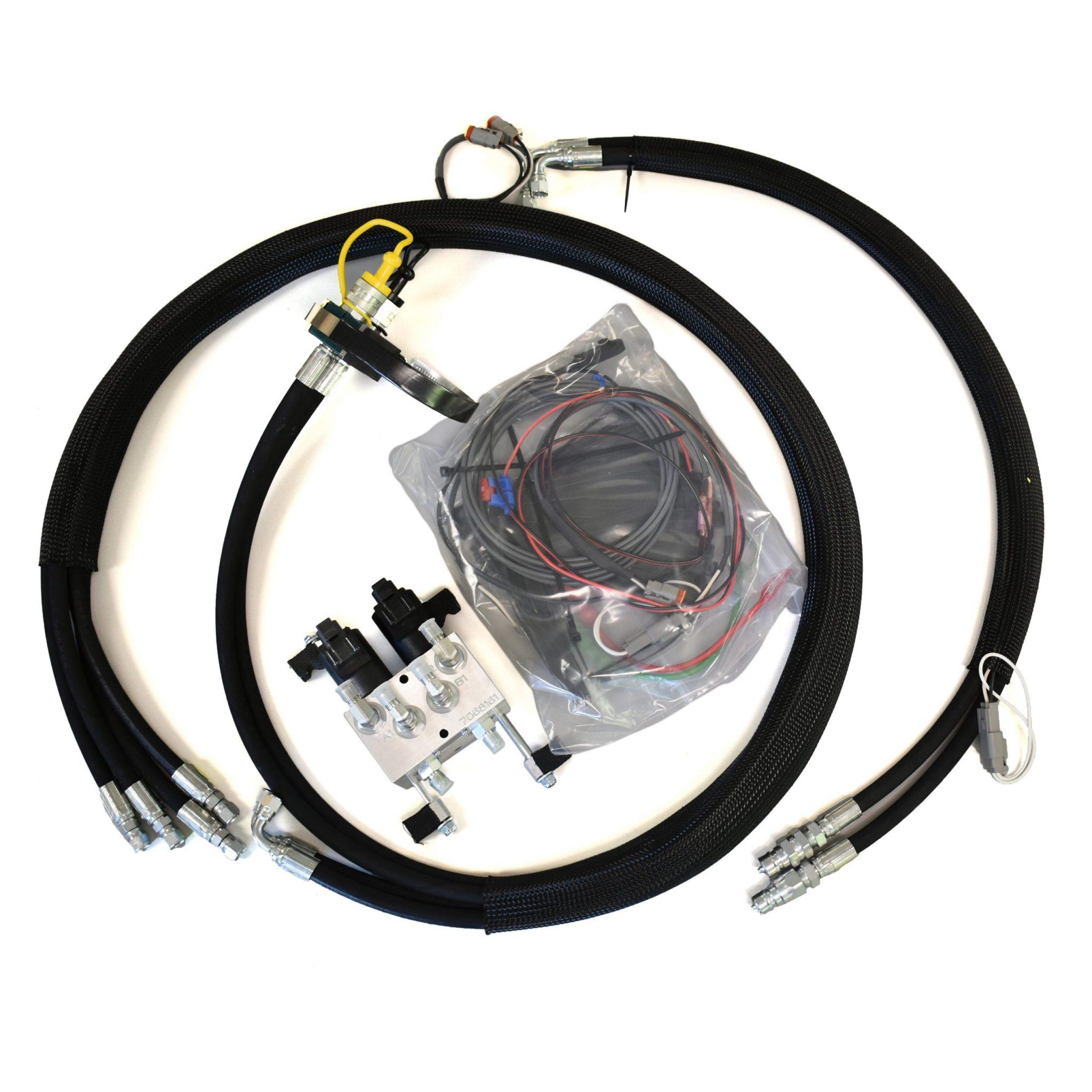 John Deere 300 Diverter Kit - Artillian | John Deere 4200 Wiring Harness |  | Artillian
